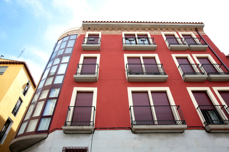 Cotegran decor revestimientos acr licos servicios for Colores de moda para fachadas